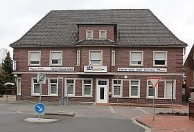 Hier wurde das Love Story geführt: Rheiner Straße 45. Das Gebäude wurde im April 2012 abgerissen (Foto: Dieter Schmitz).