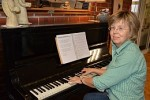 Leiterin der Chorwerkstatt Daniela Stampa